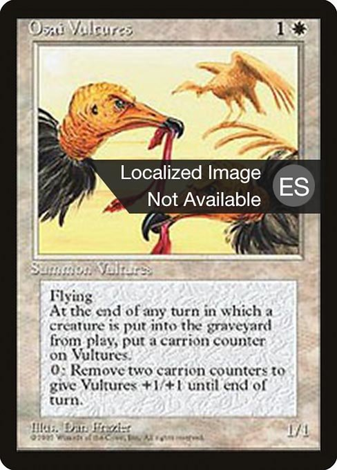 Osai Vultures (4BB)