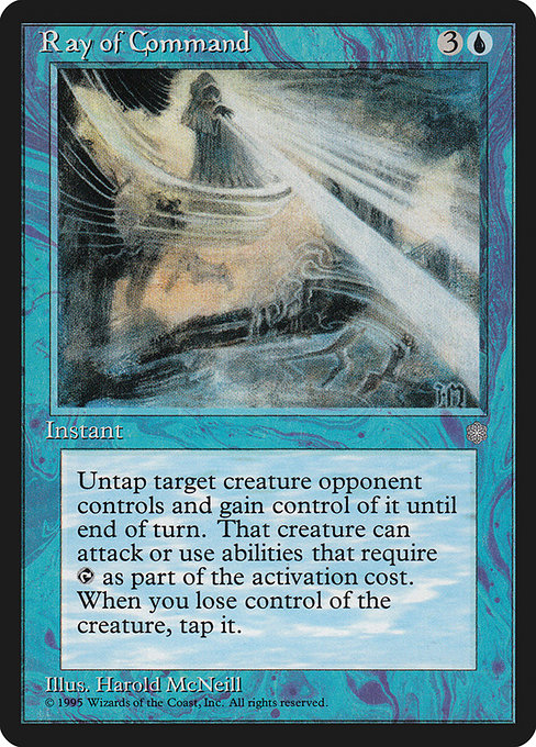 Ray of Command (ICE)