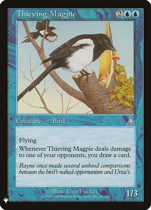 Thieving Magpie (MB1)