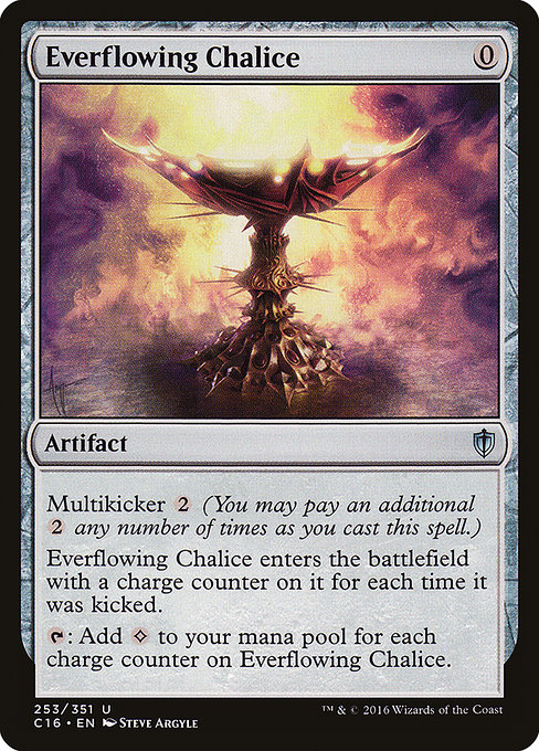 Everflowing Chalice (C16)