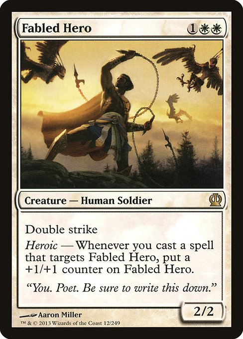 Fabled Hero (THS)