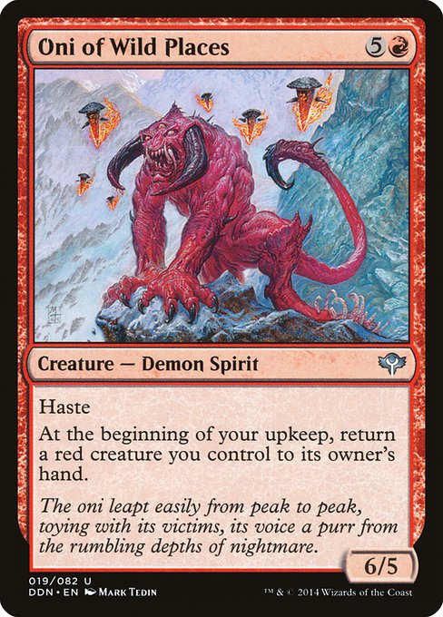 Oni of Wild Places (DDN)