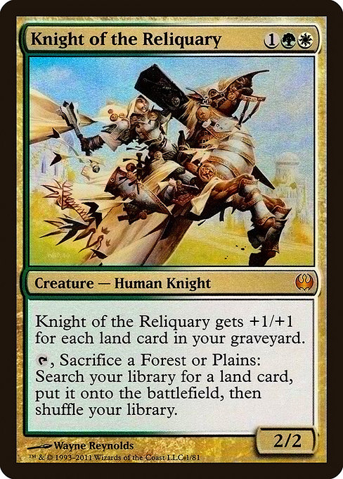 Knight of the Reliquary (DDG)