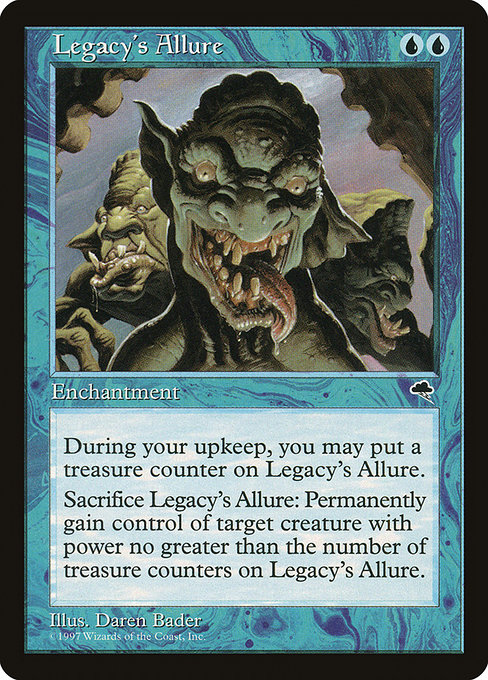 Legacy's Allure (TMP)