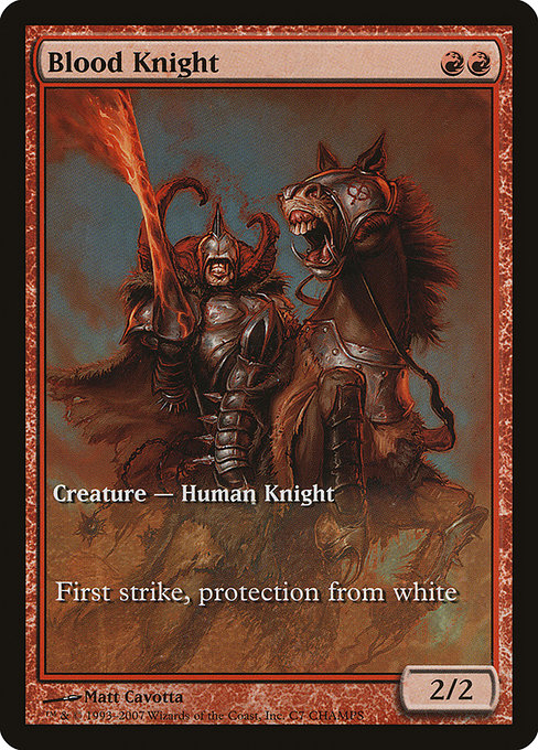 Blood Knight (PCMP)