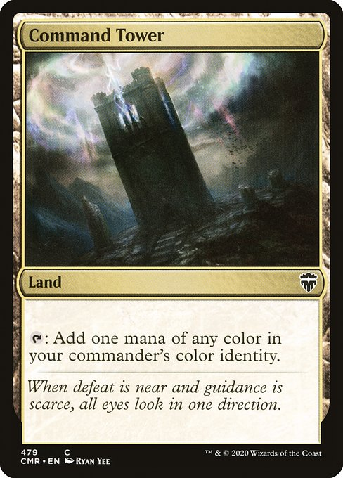 Command Tower (CMR)
