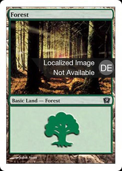 Forest (9ED)