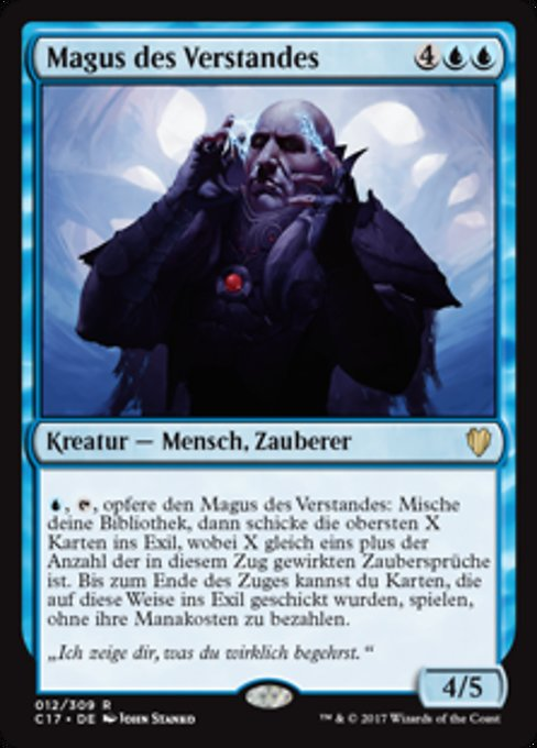 Magus of the Mind (C17)