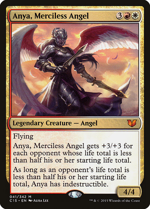 Anya, Merciless Angel (C15)