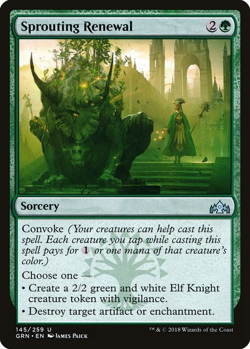 Sprouting Renewal (GRN)
