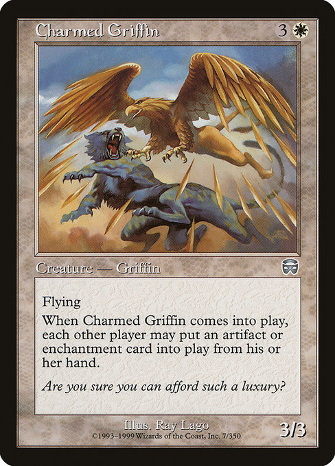 Charmed Griffin (MMQ)