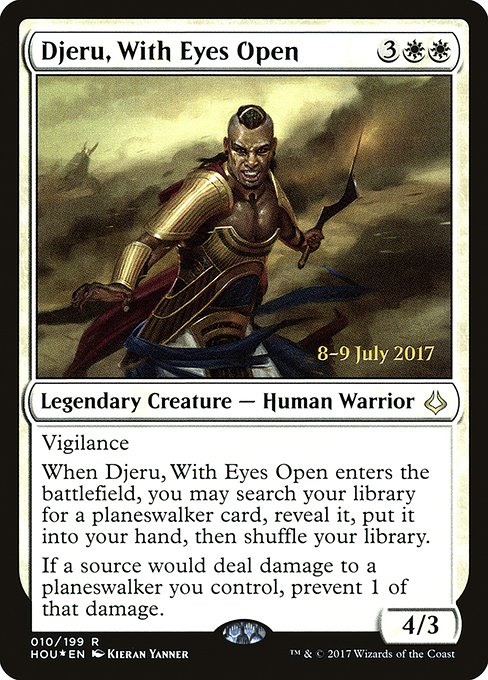 Djeru, With Eyes Open (PHOU)