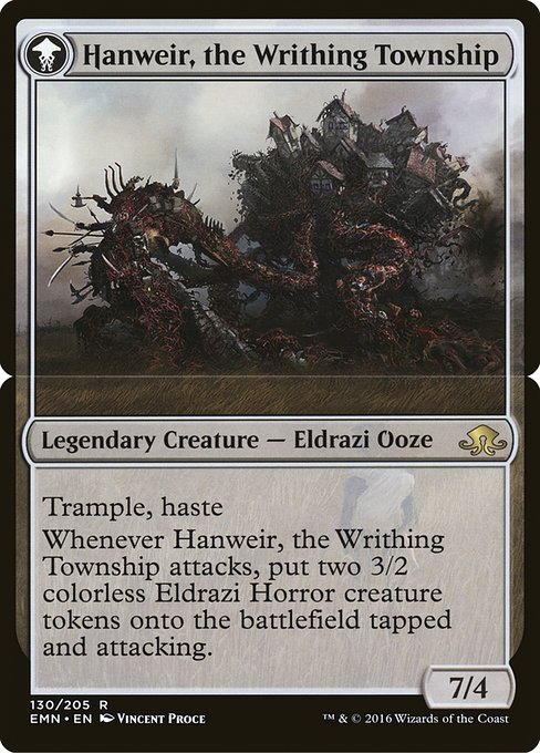 Hanweir, the Writhing Township (EMN)