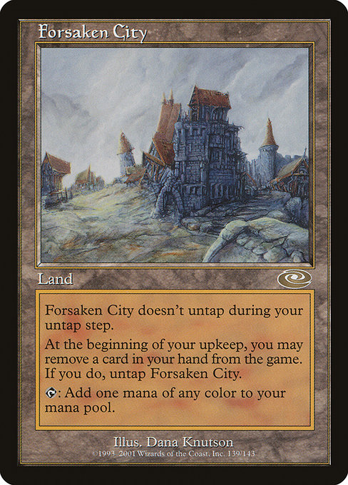 Forsaken City (PLS)