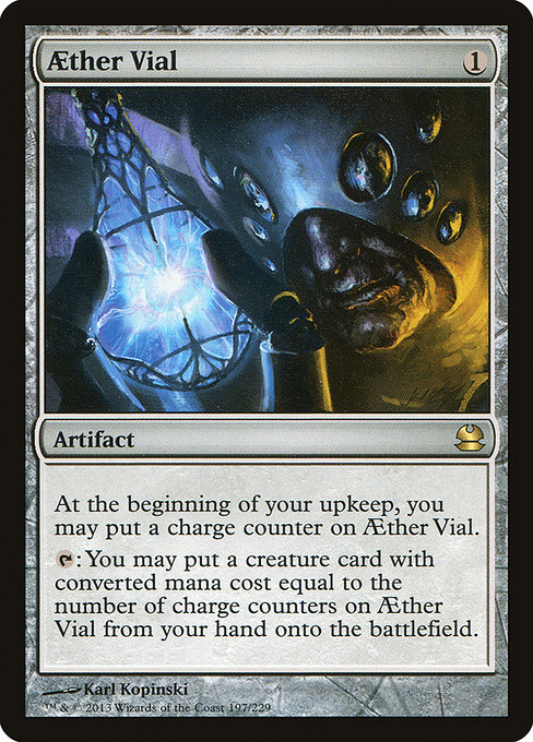 Aether Vial (MMA)