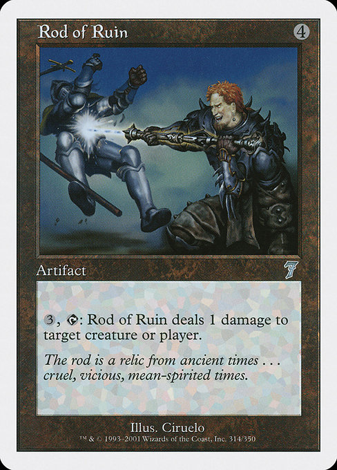 Rod of Ruin (7ED)