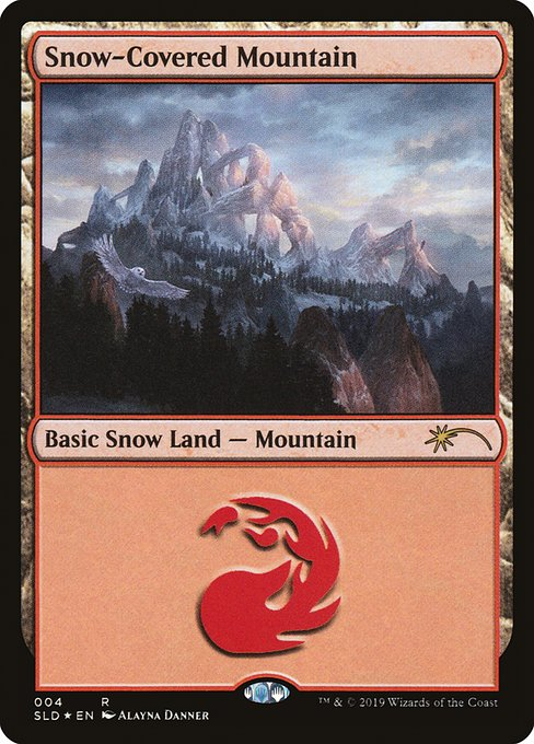 Snow-Covered Mountain (SLD)
