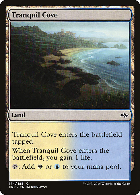 Tranquil Cove (FRF)