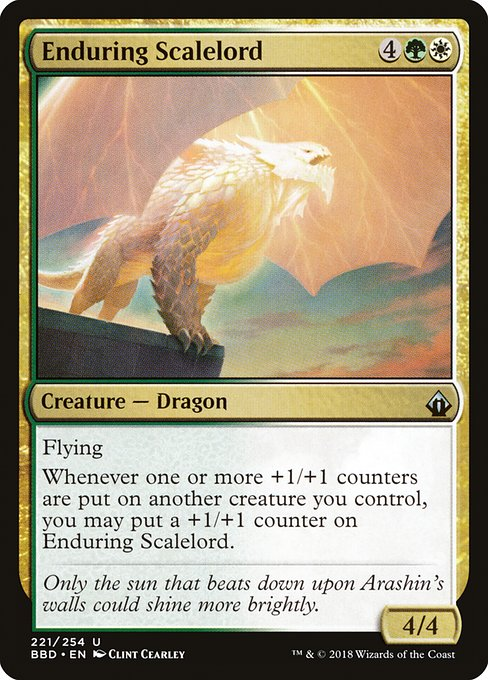 Enduring Scalelord (BBD)