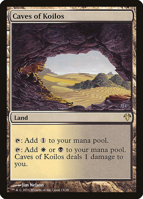 Caves of Koilos (MD1)