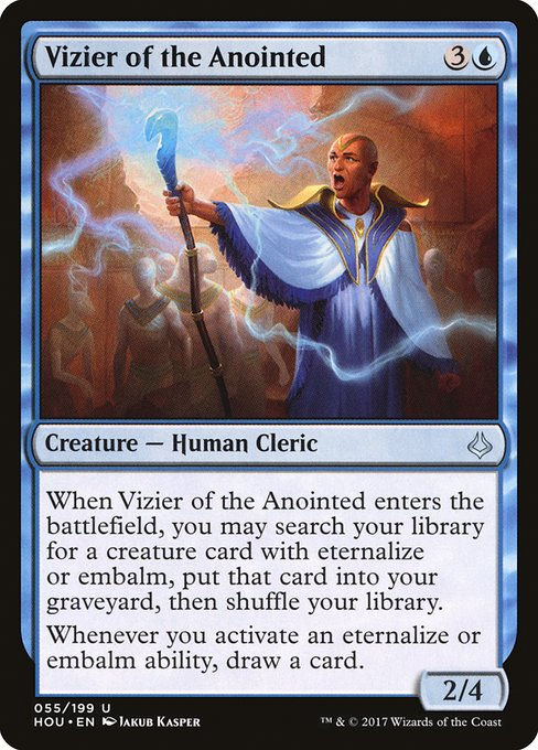 Vizier of the Anointed (HOU)