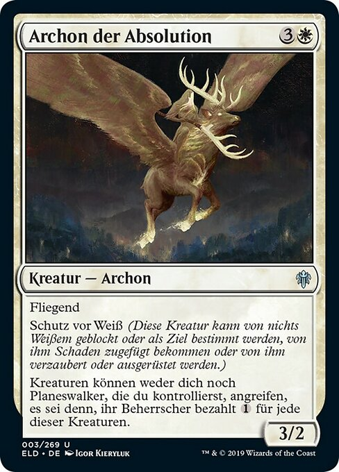 Archon of Absolution (ELD)