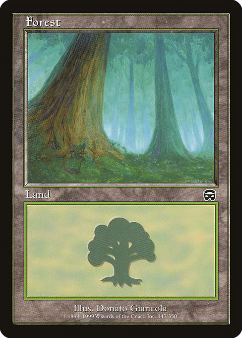 Forest - Mercadian Masques