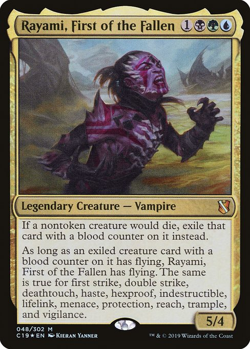 Rayami, First of the Fallen (C19)