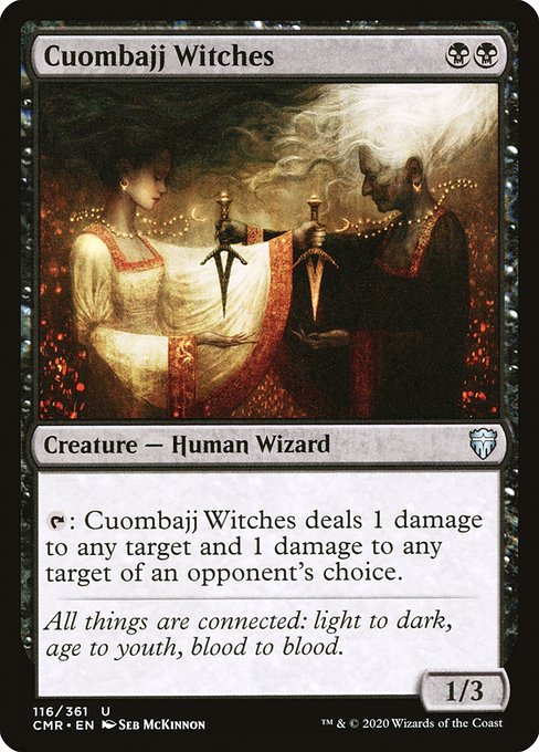 Cuombajj Witches (CMR)