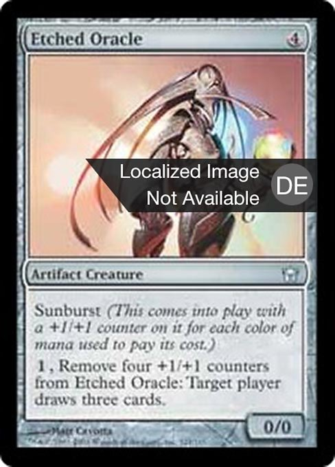 Etched Oracle (5DN)