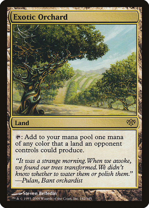 Exotic Orchard (CON)
