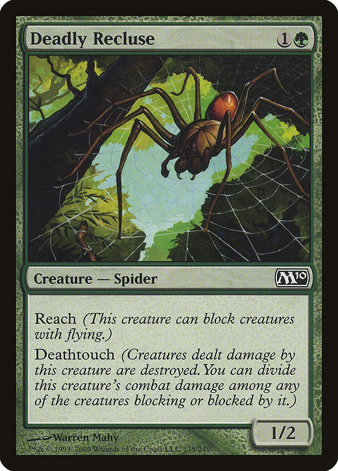 Deadly Recluse (M10)