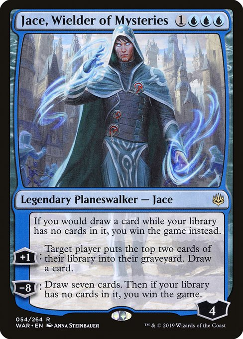 Jace, Wielder of Mysteries (WAR)