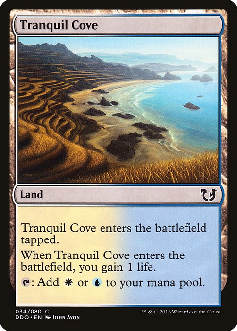 Tranquil Cove (DDQ)