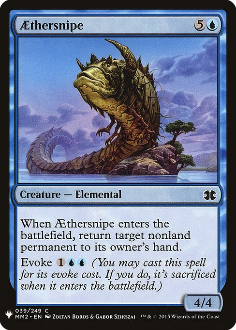 Aethersnipe (MB1)