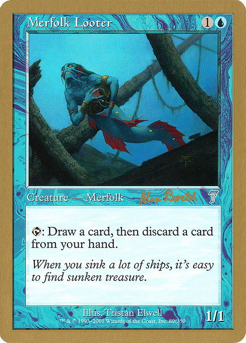 Merfolk Looter (WC01)