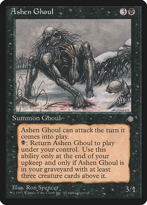 Ashen Ghoul (ICE)