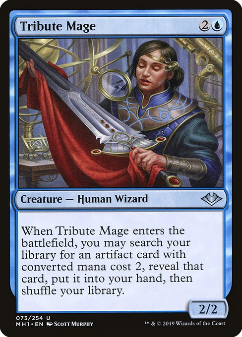 Tribute Mage (MH1)
