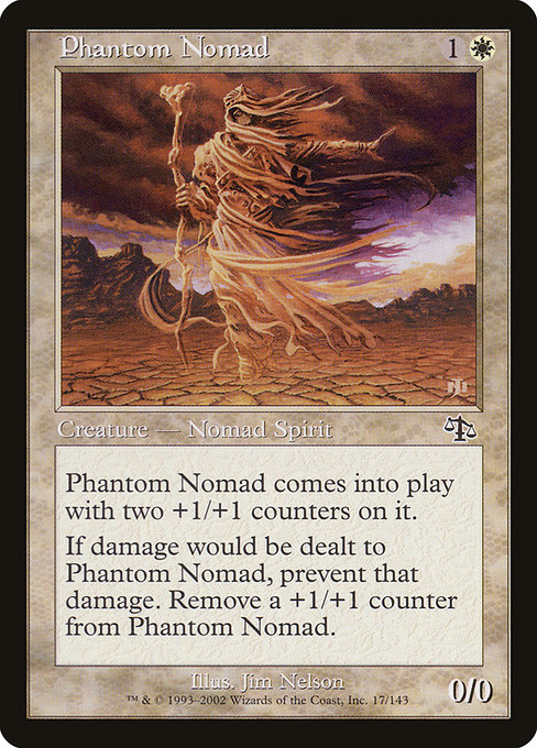 Phantom Nomad (JUD)