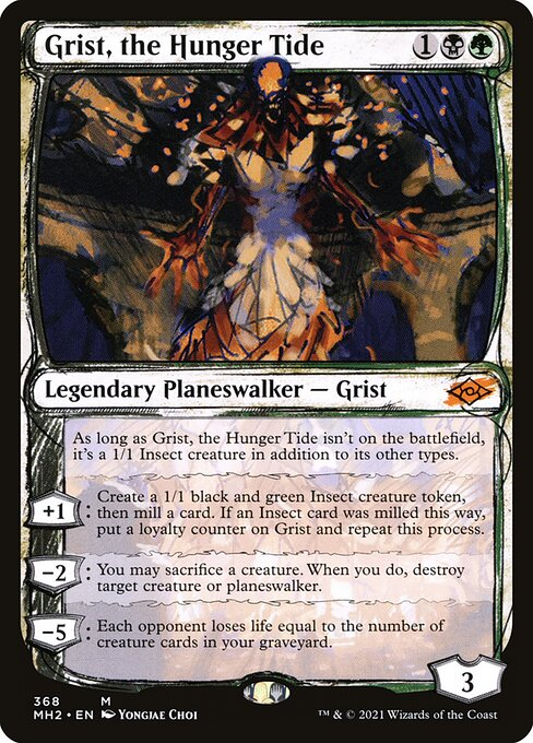 Grist, the Hunger Tide (MH2)