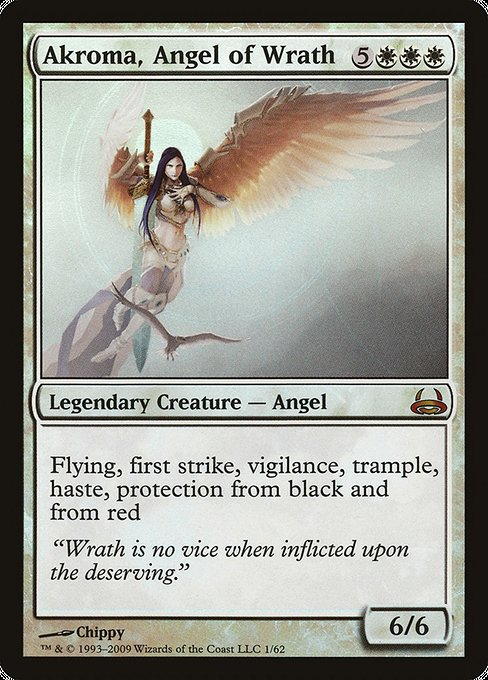 Akroma, Angel of Wrath (DDC)