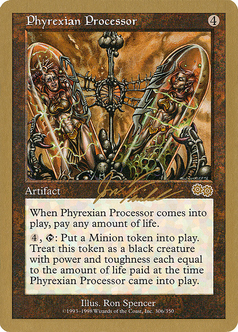 Phyrexian Processor (WC00)