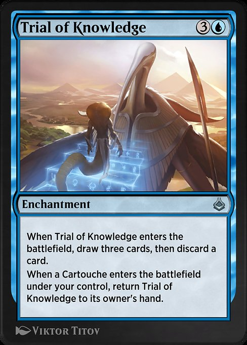Trial of Knowledge (AKR)