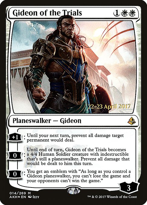 Gideon of the Trials (PAKH)