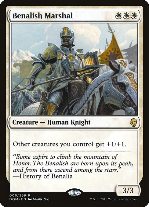 Benalish Marshal (DOM)