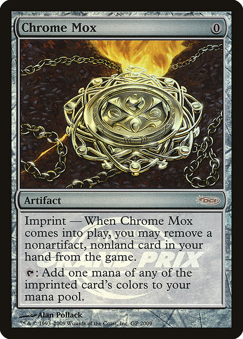 Chrome Mox (PGPX)