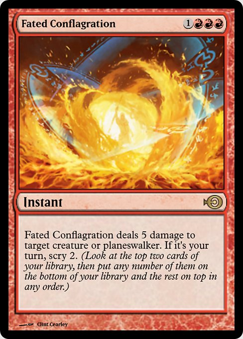Fated Conflagration (PRM)