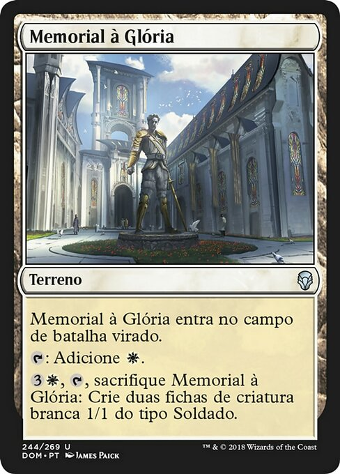 Memorial to Glory (DOM)