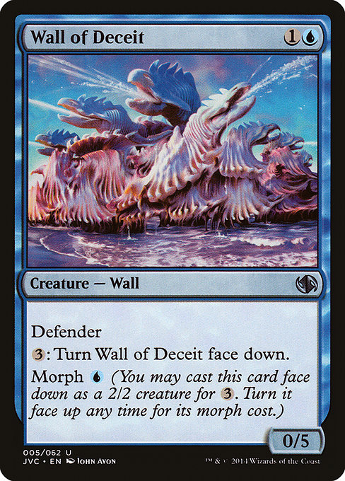Wall of Deceit (JVC)