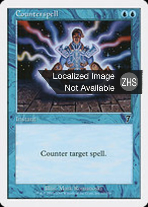Counterspell (7ED)